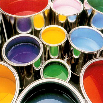 Polyurethane-specific color paste